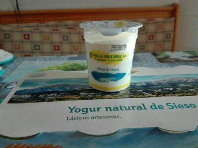 Yogur Natural de Sieso