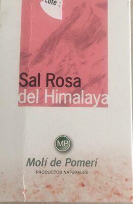 Sal Rosa De Himalaya-250 GR.