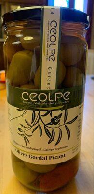 Olives Gordal Picant