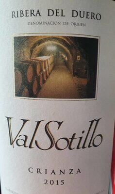 Valsotillo Crianza 2015