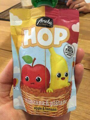 Hop Manzana y Platano