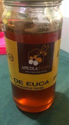 Miel pura de abejas andaluzas