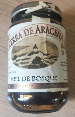 Miel de bosque sierra de Aracena