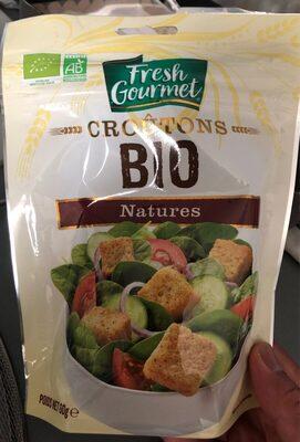 Croutons bio