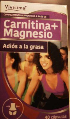 Carnitina + magnesio