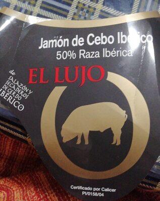 JAMÓN DE CEBO IBERICO