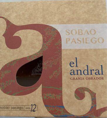 Sobao Pasiego El Andral