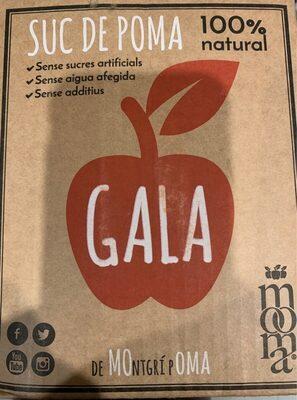 Suc de poma Gala