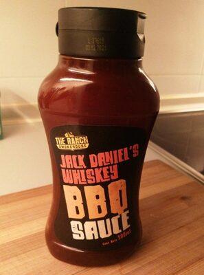 Jack Daniel's Whiskey BBQ Sauce