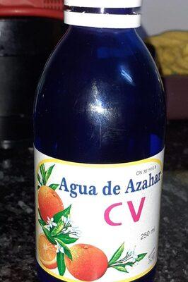 Agua de Azahar