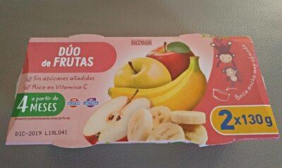 Duo de Frutas