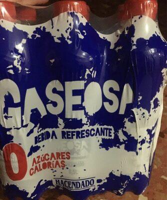 Gaseosa 0%