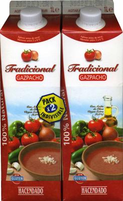 Gazpacho tradicional