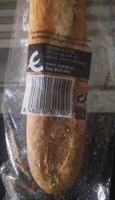Baguette integral 36%