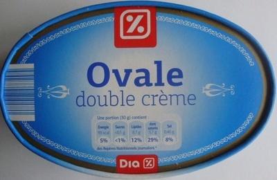 Ovale double crème (29% MG)