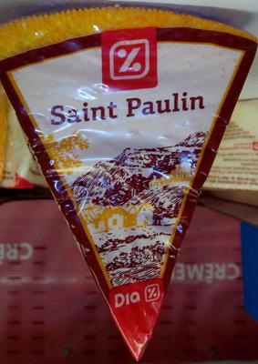 Saint Paulin (20,5 % MG)