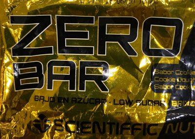 Zero Bar Gold edition
