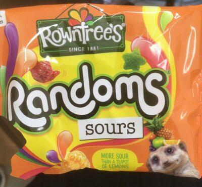 Randoms sours
