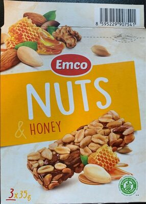 Nuts & Honey