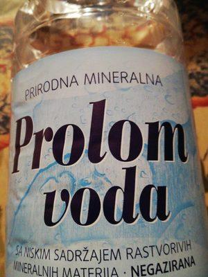 Prolom Voda 1.5 / 1-Tr@.