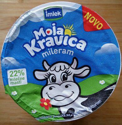 Moja kravica mileram