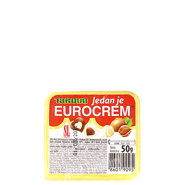 Eurocrem Bread Spread