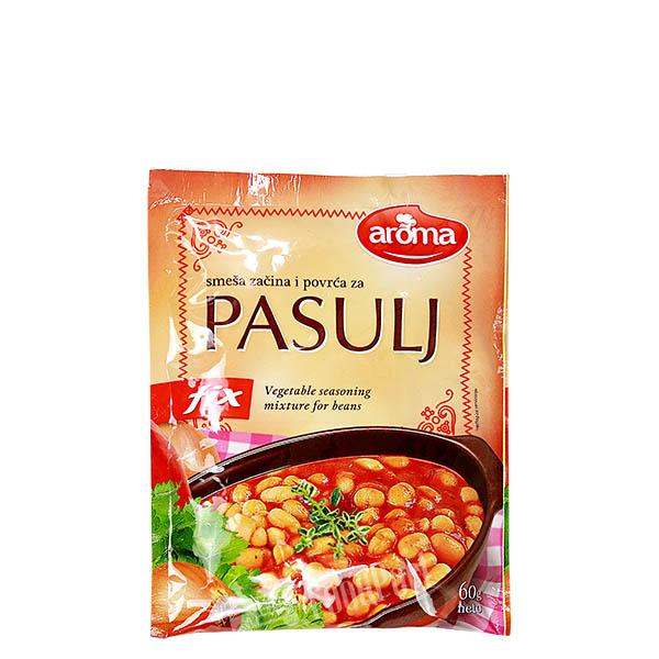 Aroma Seasoning Mixture For Pasulj