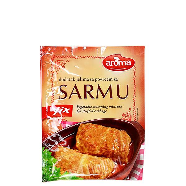 Aroma Vegetable Seasoning Mixture For Sarmu