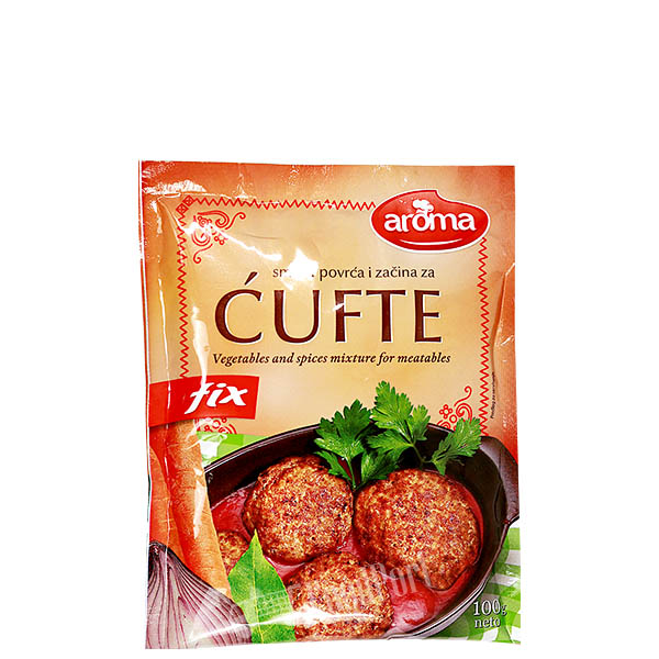 Aroma Vegetable Spice Mixture For Cufte