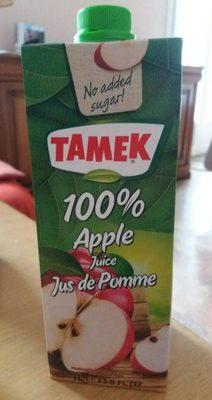 Tamek Apple Juice -
