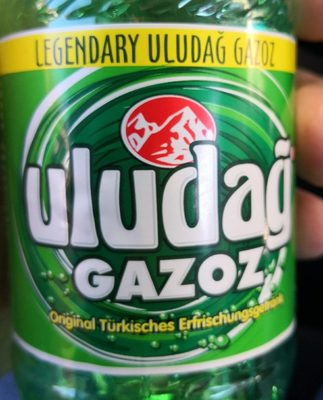 Uludag Gazoz Vert