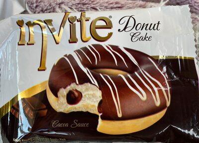 Invite Donut Cake