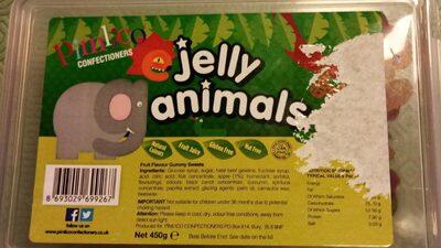 Jelly animals