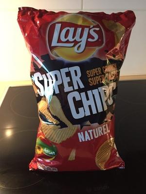 Super Chips Naturel
