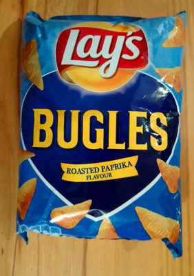 Bugles Roasted Paprika Flavour