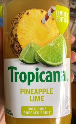 Pineapple Lime