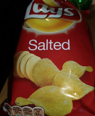 Lays Chips, Salted