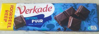 Verkade Reep  chocolat noir intense