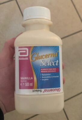 Glucerna select vainillla