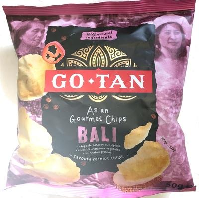 Asian Gourmet Chips Bali