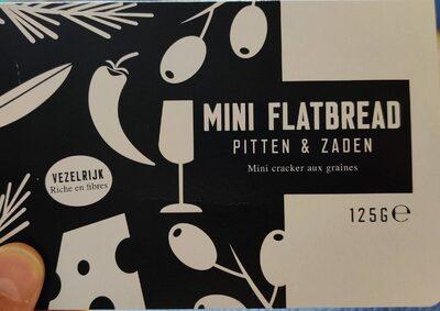 Mini flatbread pitten & zaden