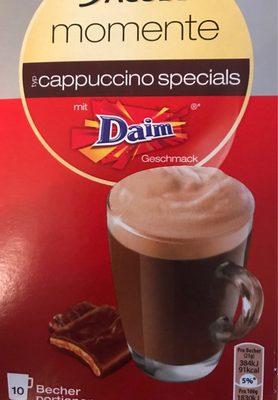 Jacobs Momente Cappuccino Specials Cappuccino Specials Daim