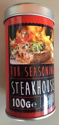 Rub seasoning steakhouse