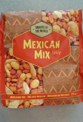 Mexican mix spicy