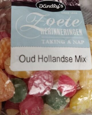 Oud Hollande mix