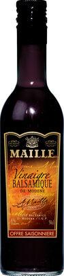 Maille Vinaigre Balsamique de Modène IGP Offre Saisonnière 50cl
