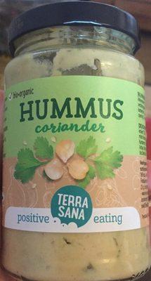 Hummus coriandre