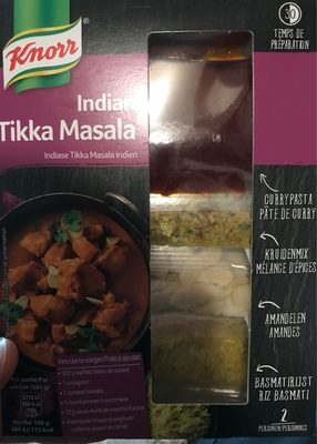 Indian Tikka Masala