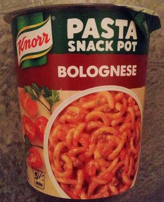 Snack Pot Bolognese
