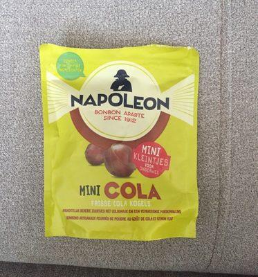 bonbon mini cola